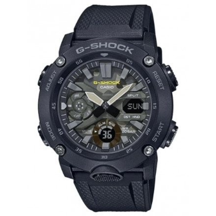 Relógio Casio G-shock Carbon Core Guard GA-2000SU-1ADR