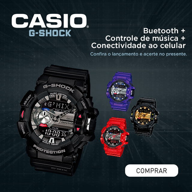 Banner G-Mix Casio